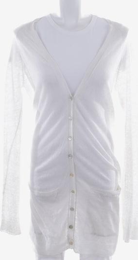 Stefanel Strickjacke in M in weiß, Produktansicht