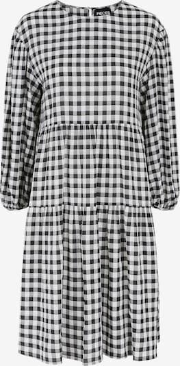 PIECES Dress 'URSA' in Black / White, Item view