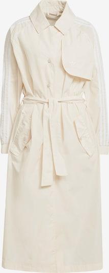 ADIDAS ORIGINALS Between-Seasons Coat in Cream / White, Item view