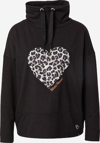 Key Largo Sweatshirt i svart