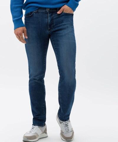 BRAX Jeans  'Cadiz' in blau, Modelansicht