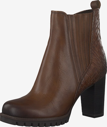 MARCO TOZZI Bootie in Brown