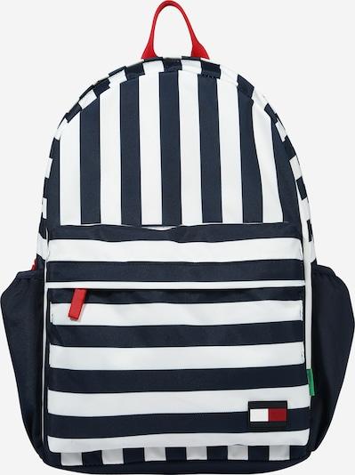 TOMMY HILFIGER Plecak w kolorze granatowy / ognisto-czerwony / białym, Podgląd produktu