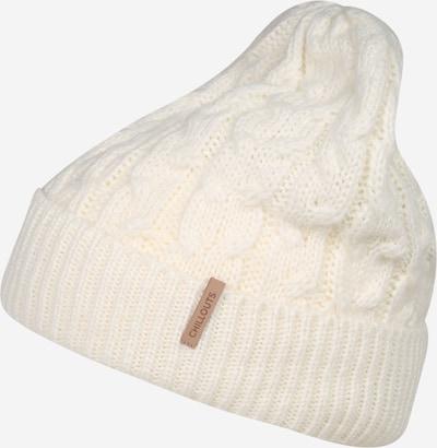 chillouts Mütze 'Rebecca' in weiß, Produktansicht
