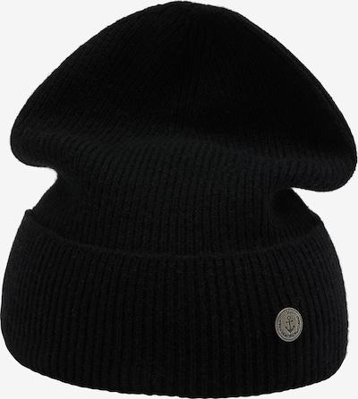 DreiMaster Vintage Mütze in schwarz, Produktansicht