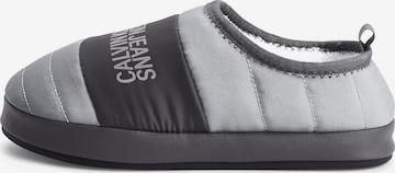 Pantoufle Calvin Klein en gris