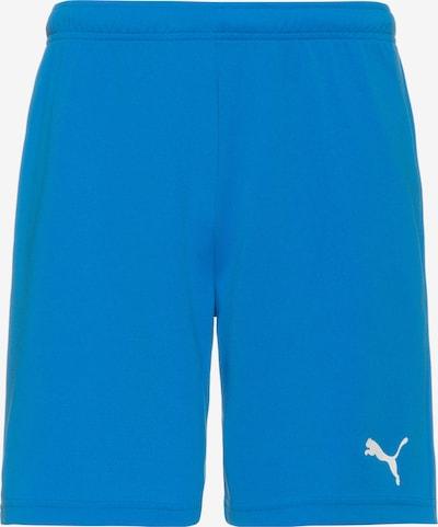 PUMA Sporthose 'teamRISE' in blau / weiß, Produktansicht