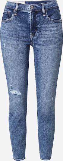 Jeans GAP pe denim albastru, Vizualizare produs