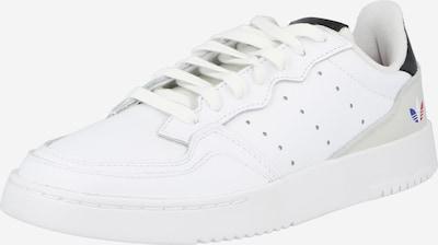 ADIDAS ORIGINALS Sneaker 'Supercourt' in blau / rot / weiß, Produktansicht