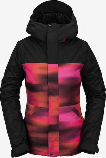 Volcom Snowboardjacke in schwarz, Produktansicht