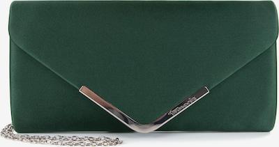 TAMARIS Clutch ' Amalia ' in de kleur Spar / Zilver, Productweergave