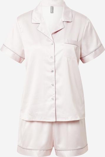 LingaDore Shorty en gris clair / rose, Vue avec produit