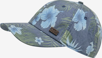 chillouts Cap in Navy / Green, Item view