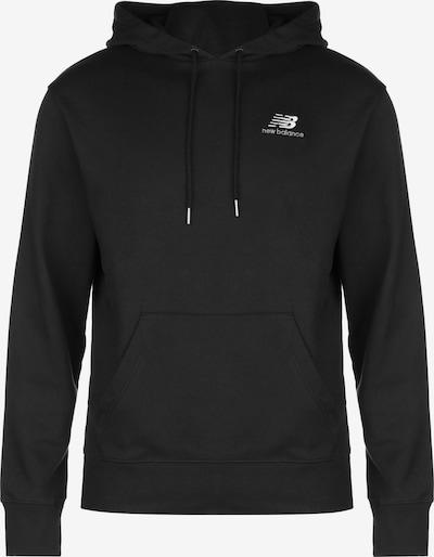 new balance Sweatshirt in schwarz, Produktansicht