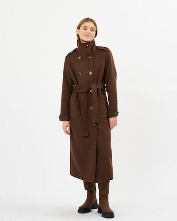 minimumPrijelazni kaput 'Balani' - smeđa boja
