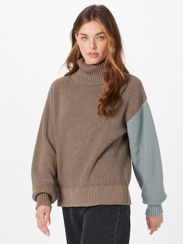 Blanche Sweater 'Miro' in Brown