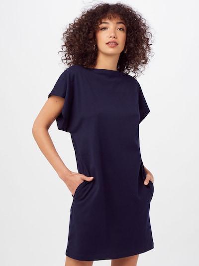 UNITED COLORS OF BENETTON Kleid in dunkelblau, Modelansicht