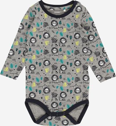 Tutina / body per bambino Guppy di colore turchese / giallo / grigio / nero / bianco, Visualizzazione prodotti