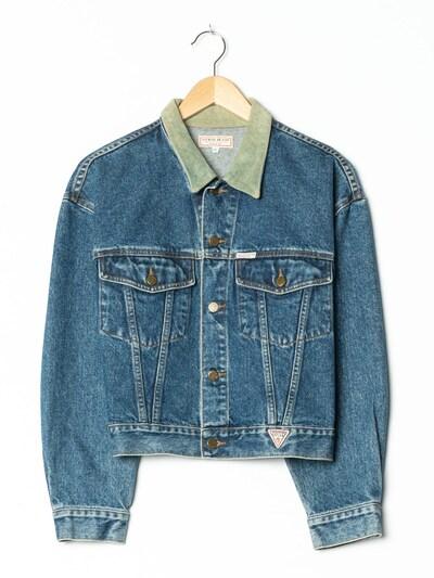 GUESS Jeansjacke in L-XL in blue denim, Produktansicht
