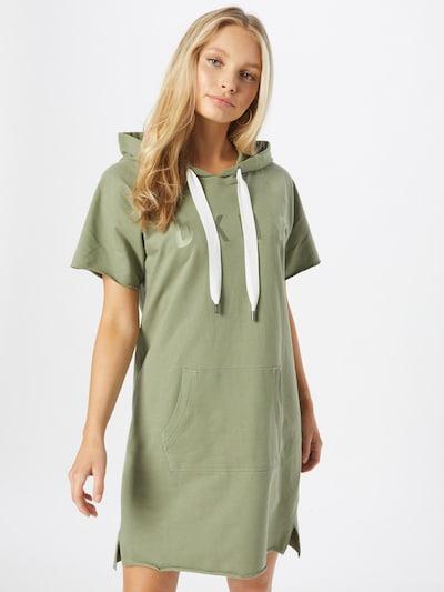 DKNY Performance Šaty - světle zelená / bílá, Model/ka