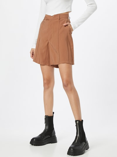 Cotton On Pants 'DARCY' in Brown, View model