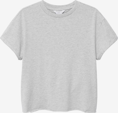 MANGO KIDS T-Shirt en gris chiné, Vue avec produit