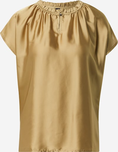 MORE & MORE Bluse 'Active' in gold, Produktansicht