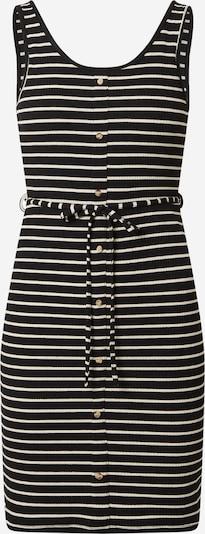 LTB Kleid 'YASIFA' in creme / schwarz, Produktansicht