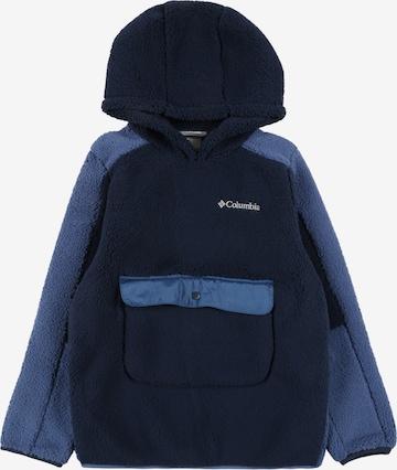 COLUMBIAFlis jakna 'Rugged Ridge Sherpa' - plava boja