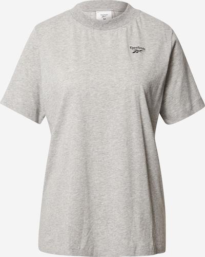 REEBOK T-shirt fonctionnel 'TE Easy' en gris, Vue avec produit