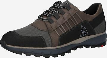 pelēks LLOYD Sporta apavi ar šņorēm 'ACAPULCO'