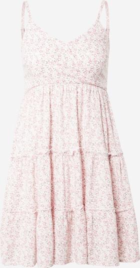HOLLISTER Лятна рокла в зелено / розово / светлорозово, Преглед на продукта