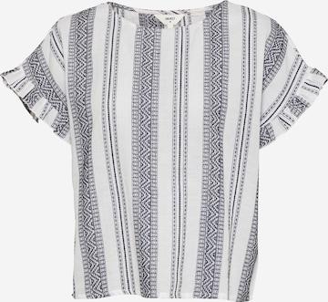 OBJECT Tričko 'NATSCIA' - biela
