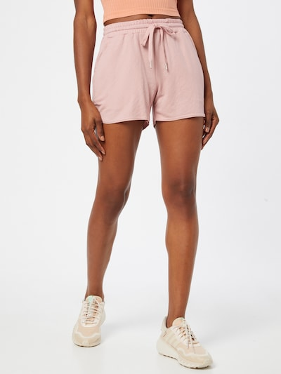 SISTERS POINT Shorts 'VENIA' in rosa, Modelansicht