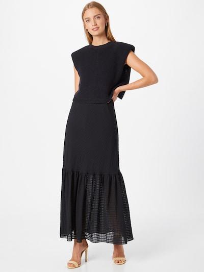 AllSaints Kleid 'Rio' in nachtblau, Modelansicht