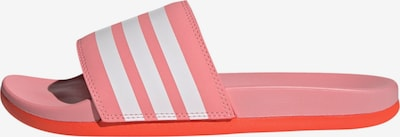 ADIDAS PERFORMANCE Badeschuh in rosa / weiß, Produktansicht
