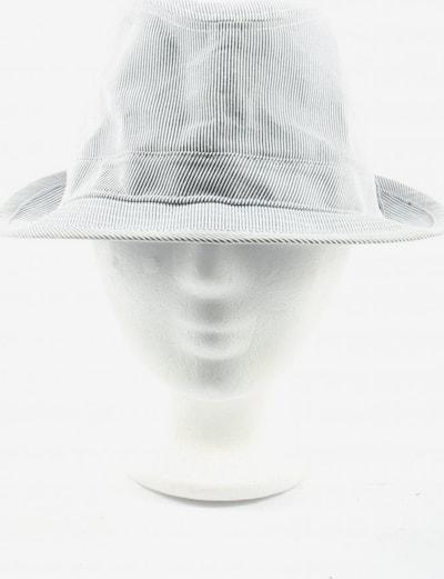 H&M Stoffmütze in XS-XL in schwarz / weiß, Produktansicht