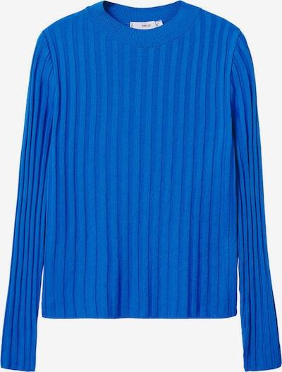 MANGO Sweater 'Slitter' in Cobalt blue, Item view