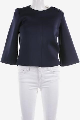 Maje Sweatshirt / Sweatjacke in XS in Blau