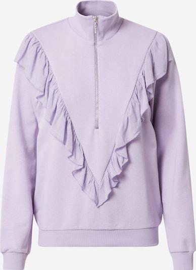 NÜMPH Sweat-shirt 'Nuclair' en lavande, Vue avec produit