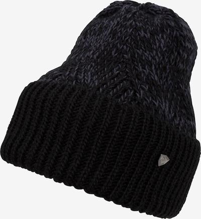 ZIENER Strickmütze 'IFEN' in schwarz, Produktansicht