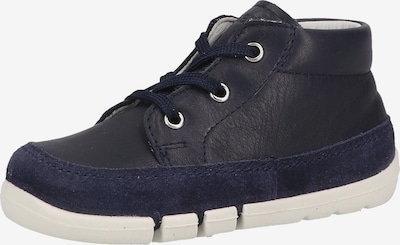 SUPERFIT Lauflernschuh 'Flexy' in dunkelblau, Produktansicht