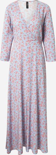 Y.A.S Kleid 'SAVANNA' in creme / hellblau / pink, Produktansicht