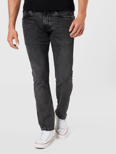 Pepe Jeans Jeans 'Cash' in black denim, Modelansicht