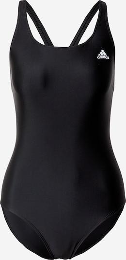 ADIDAS PERFORMANCE Sportbadeanzug in schwarz / weiß, Produktansicht