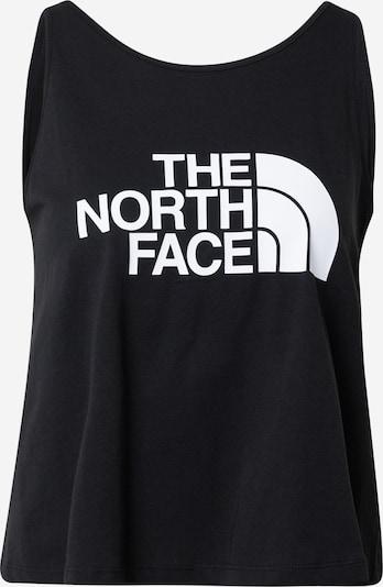 THE NORTH FACE Top 'Easy' in de kleur Zwart / Wit, Productweergave