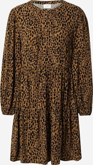 VILA Kleid in braun / schwarz, Produktansicht