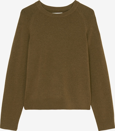 Marc O'Polo DENIM Pullover in oliv, Produktansicht