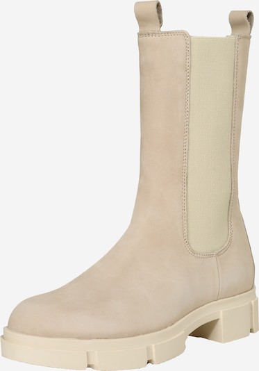ABOUT YOU Stiefel 'Nicole' in beige: Frontalansicht