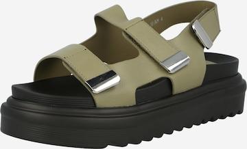 Raid Sandaler 'MIAH' i grønn